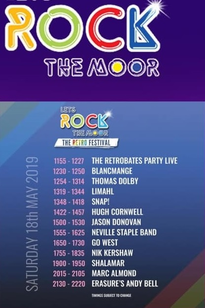 2019 Let's Rock The Moor - 18th May - Marsh Meadow Cookham Line_u11