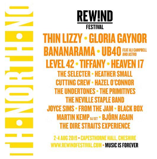 2019 Rewind 80's - North - Cheshire North10