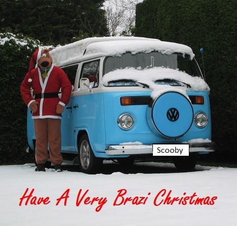 Merry Christmas Scoob101