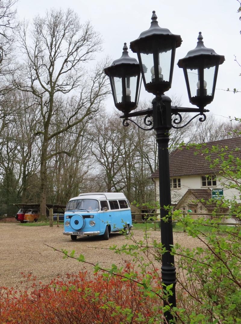 Glastonbury in March! Scooby44