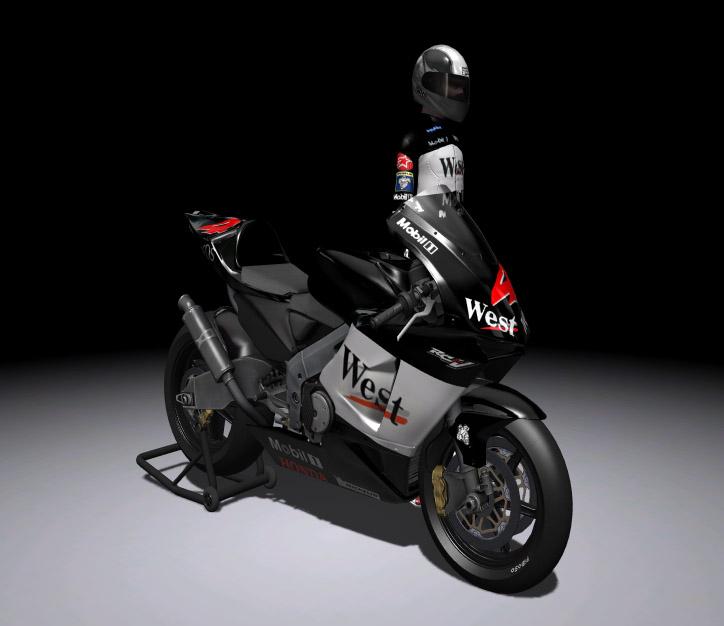 Alex Barros - Honda Pons Core_211