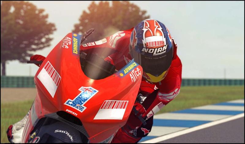Caser Stoner - Ducati GP8 Stoner10