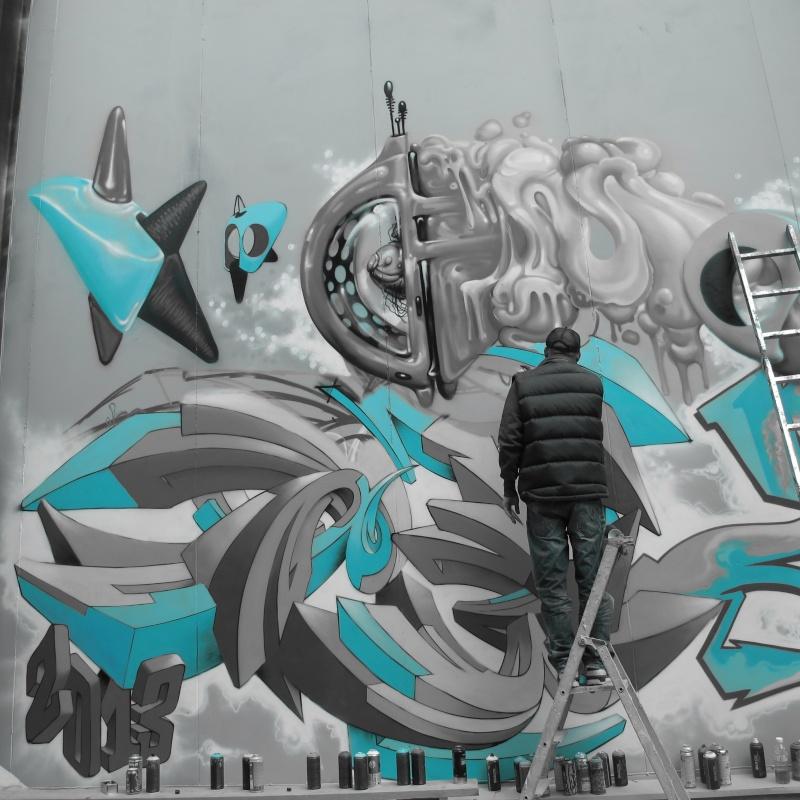GRAFFITI / STREET ART - Page 38 12_05_14