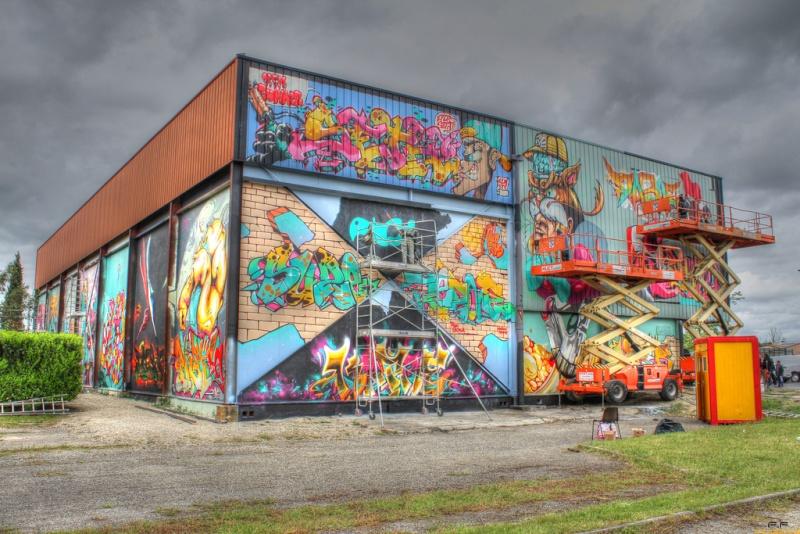 GRAFFITI / STREET ART - Page 38 87350010