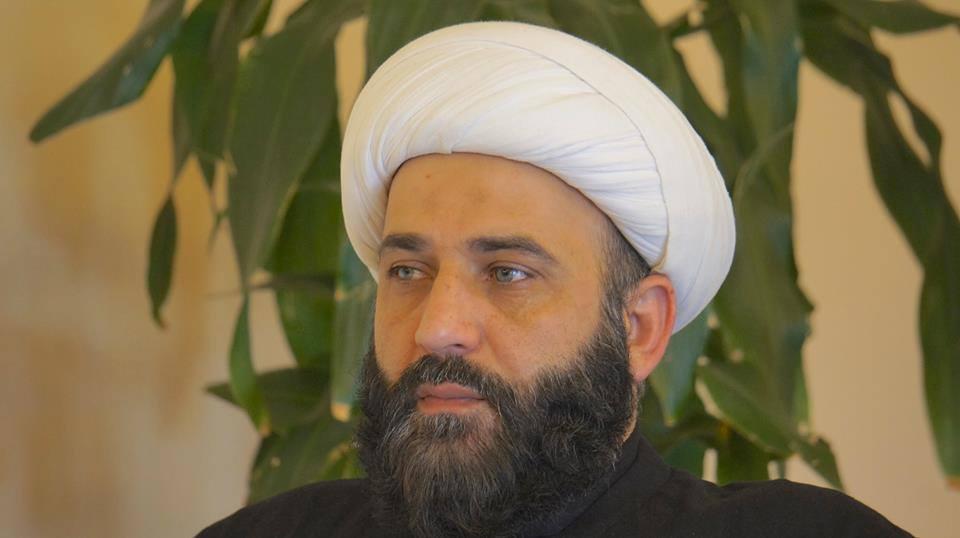 رسالة جوابية بقلم الشيخ حسين عليان 99886811