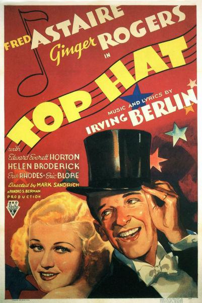 Mon cinéma à-travers les temps - Page 2 Tophat10