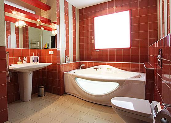 ванная комната Bathro11