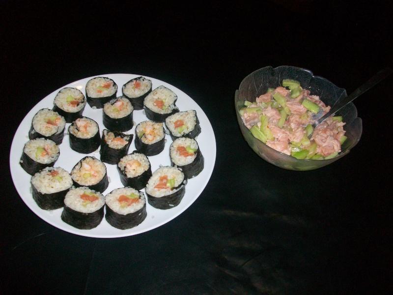 J'aime cuisiner ! Sushis10