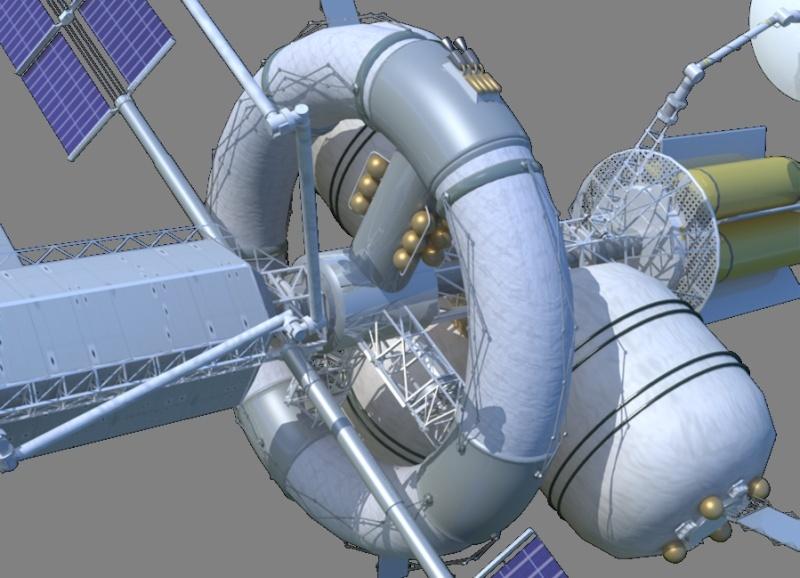 Nautilus-X - NASA's Multi-mission Space Exploration Vehicle Concept Nautil10