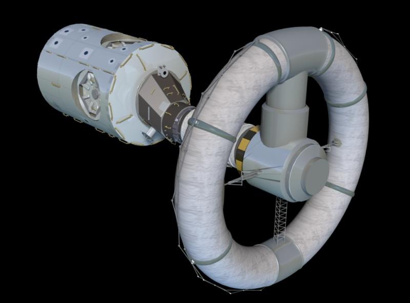 Nautilus-X - NASA's Multi-mission Space Exploration Vehicle Concept Nautil11