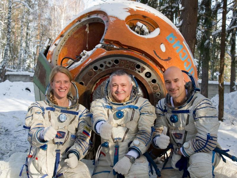Lancement, mission & retour sur terre Soyouz TMA-09M  Soyuz_11