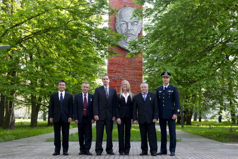 Lancement, mission & retour sur terre Soyouz TMA-09M  Soyuz_25