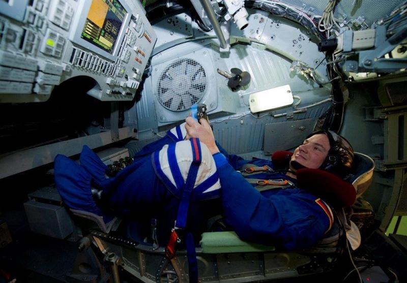 Lancement, amarrage et atterrissage de Soyouz TMA-07M  - Page 4 Soyuz_28