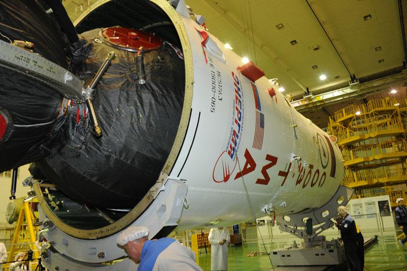 Lancement, mission & retour sur terre Soyouz TMA-09M  Soyuz_29