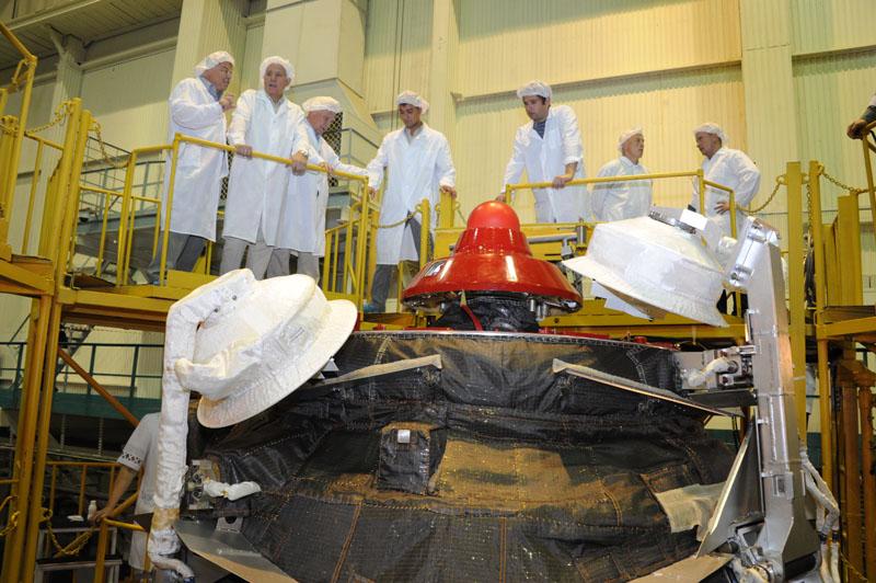 Lancement, mission & retour sur terre Soyouz TMA-09M  Soyuz_30