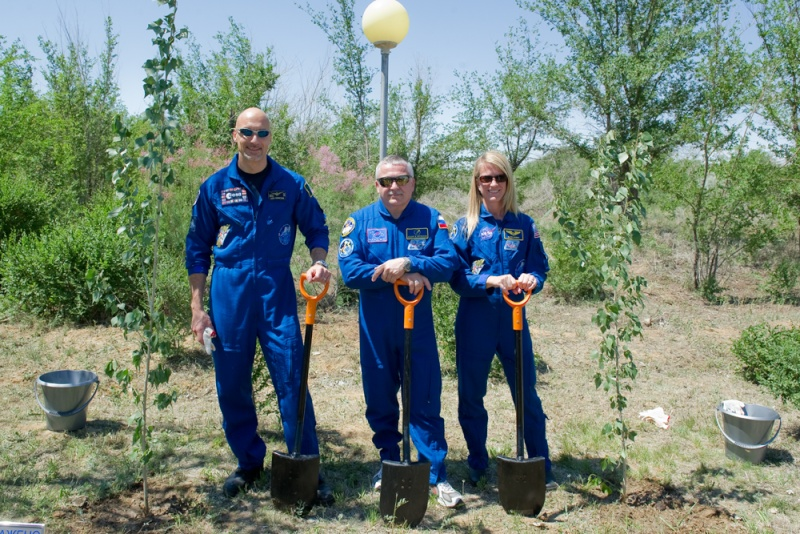 Lancement, mission & retour sur terre Soyouz TMA-09M  Soyuz_36