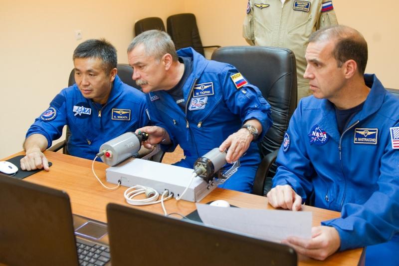 Lancement, mission & retour sur terre Soyouz TMA-09M  Soyuz_44
