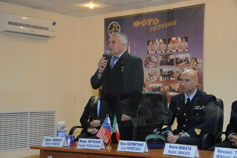 Lancement, mission & retour sur terre Soyouz TMA-09M  Soyuz_49