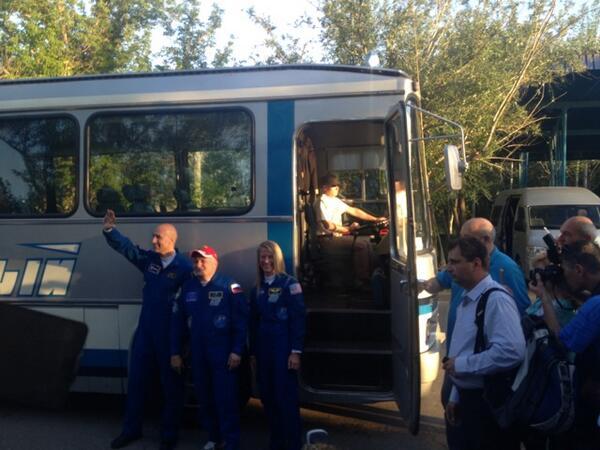 Lancement, mission & retour sur terre Soyouz TMA-09M  - Page 2 Soyuz_51