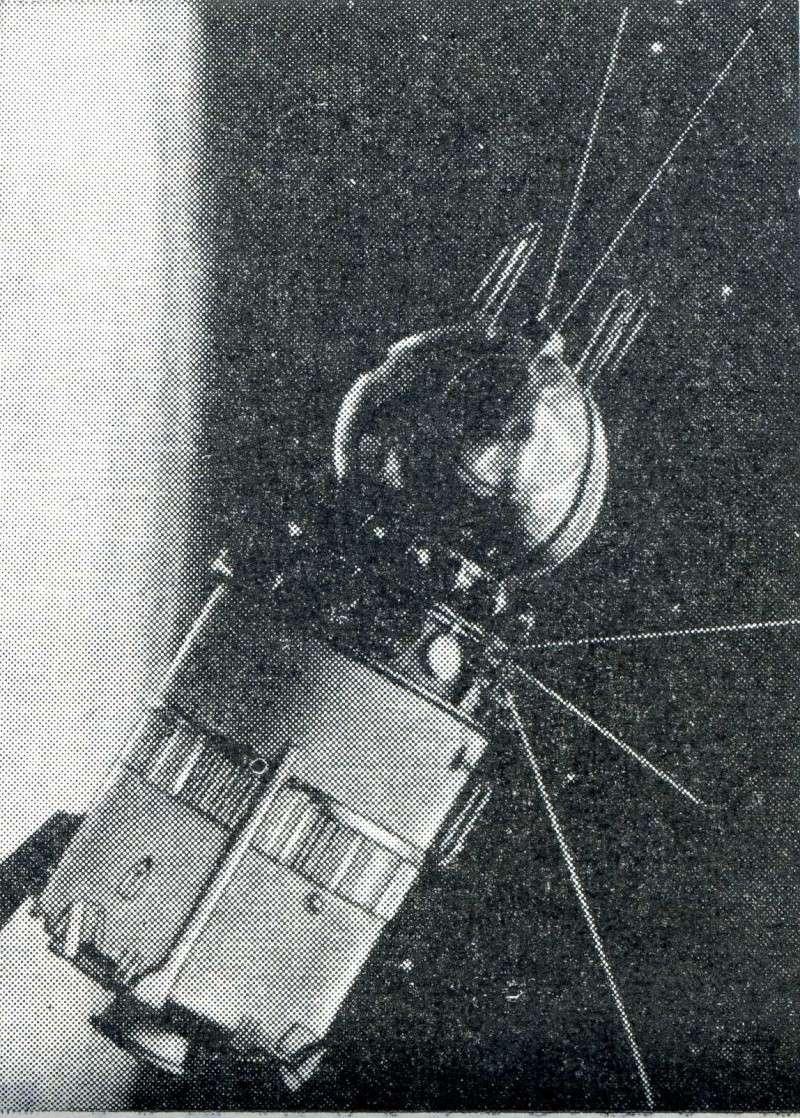 Module de service du Vostok Vostok11