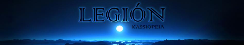 .: LEGIÓN KASSIOPEIA