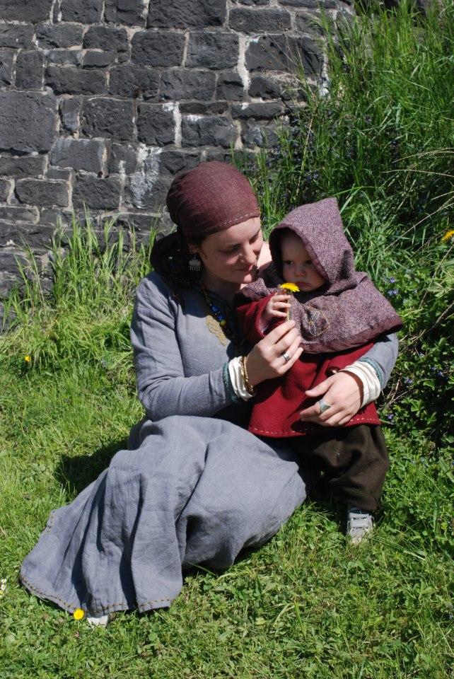 Bébé viking (inspiration) 93120110