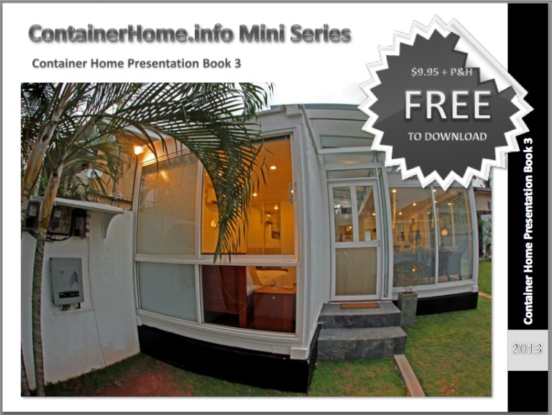 Shipping Container Homes - Book Series Screen10