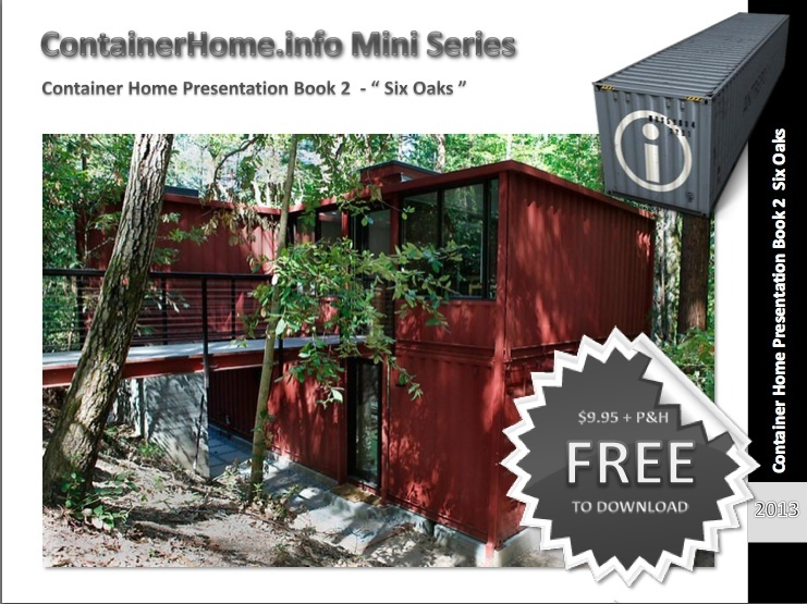 Shipping Container Homes - Book Series Screen12