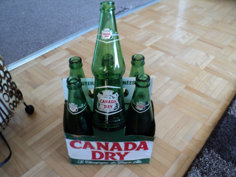 6 pack canada dry 10 oz Dsc02017