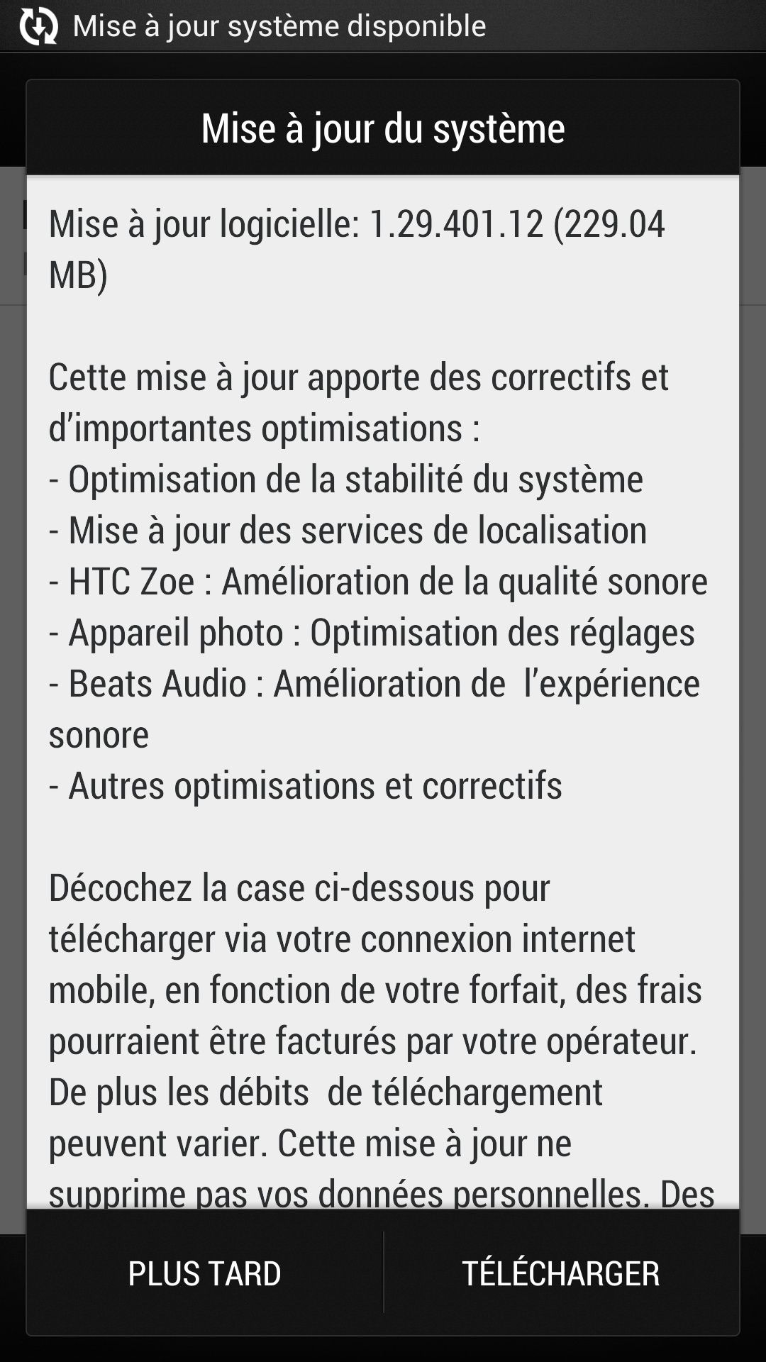 [MAJ] OTA 1.29.401.12 disponible sur le HTC One ! 2013-010