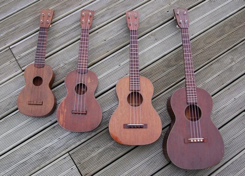 Je sais, je sais ce ne sont pas des guitares ........... Dsc_0013