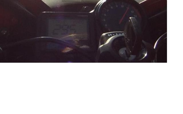 vitesse de pointe vitesse maxi en photo Modifs10