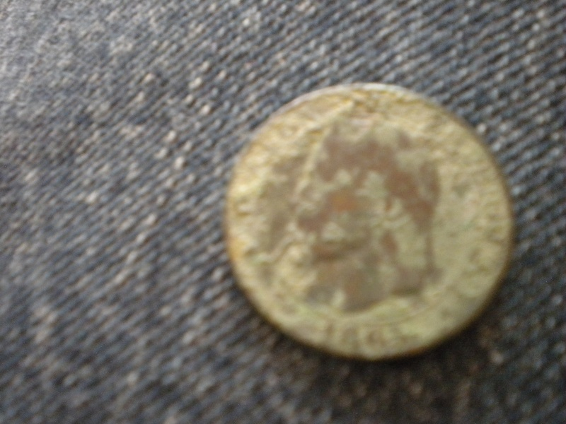 5 centimes napoleon 3 tete lauree 1865BB Dscn0639