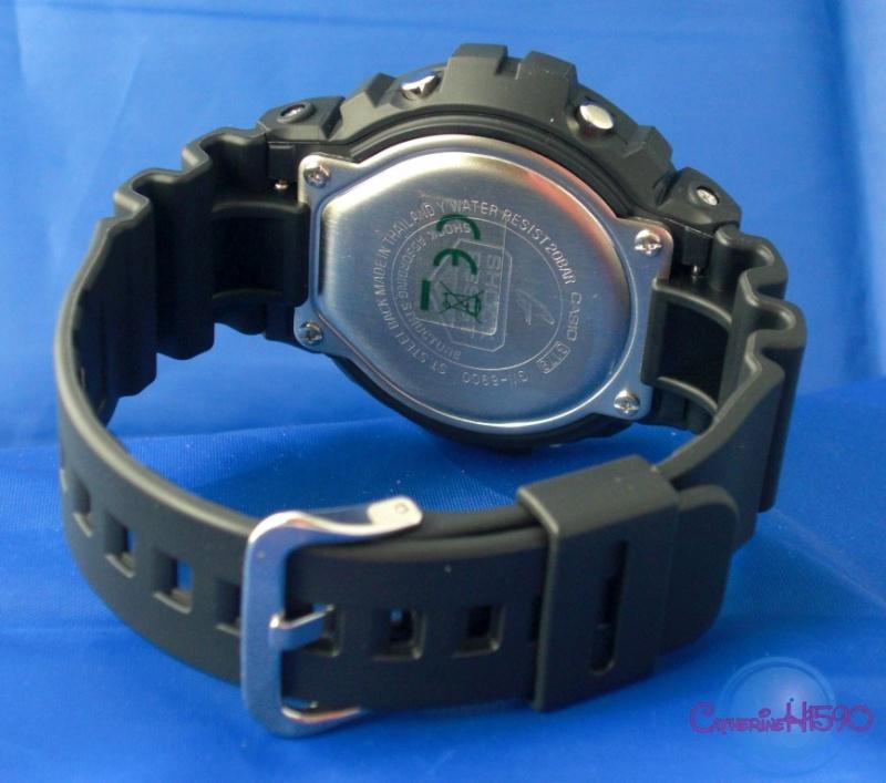 compatibilité bracelets g-shock Aaa10