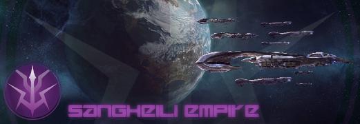 The Sangheili Empire