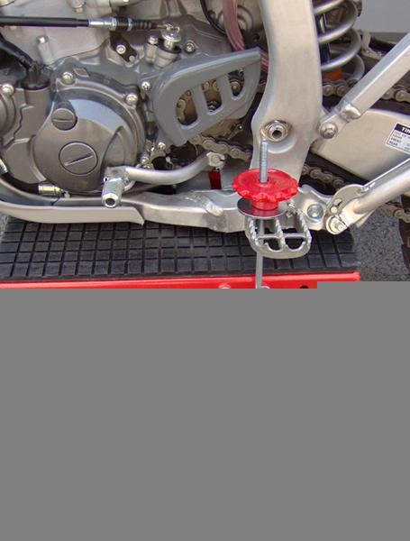 Léve moto hydraulique Leve_m13