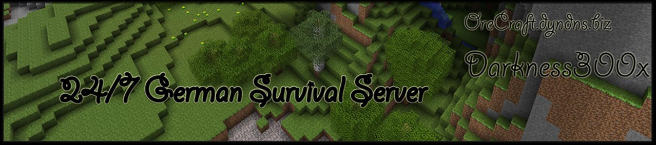 Orecraft Survival-Server
