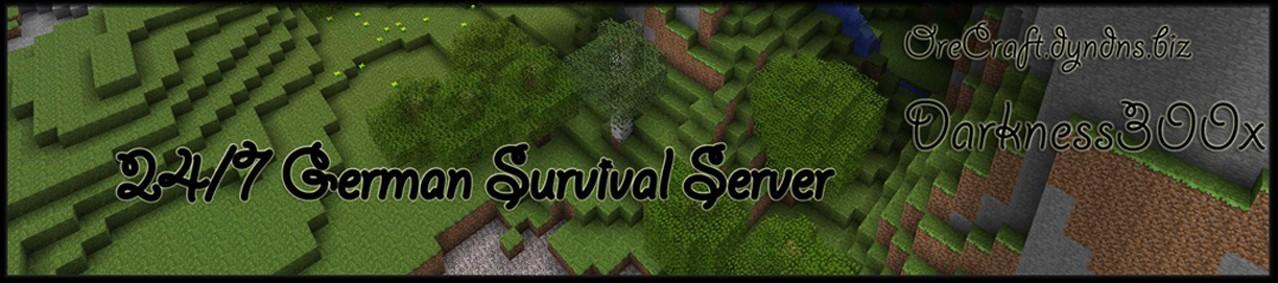 Orecraft Survival-Server