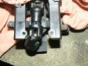 Vis cassée dans berceau diff avant P1020313
