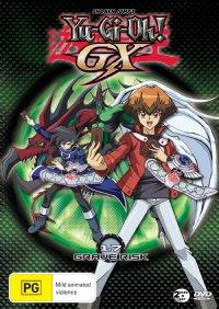 [Buyer] Yu-Gi-Oh! GX DVDs Main_110