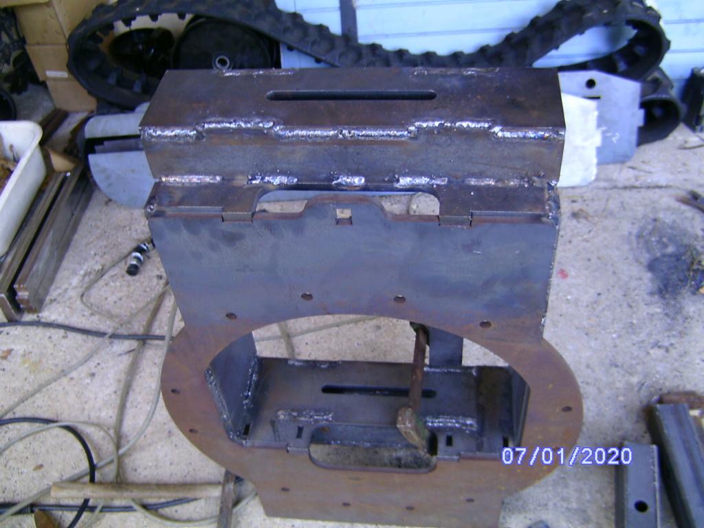 Sous la loupe :Le kit voie variable HHO Bild4013