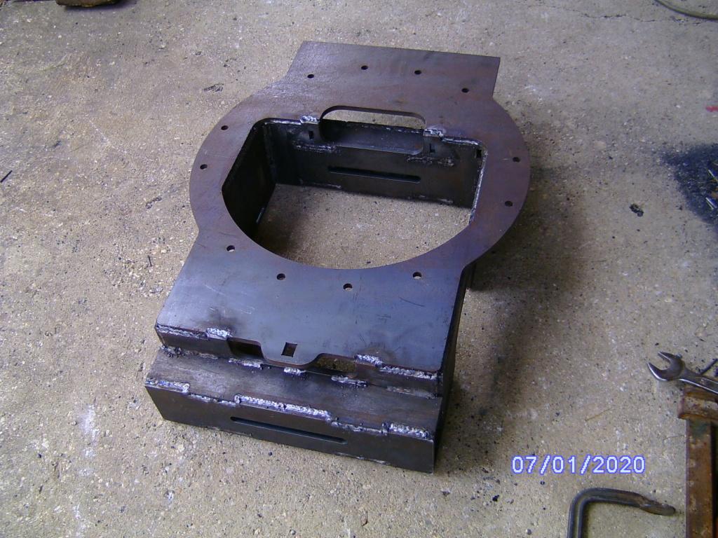 Sous la loupe :Le kit voie variable HHO Bild4025