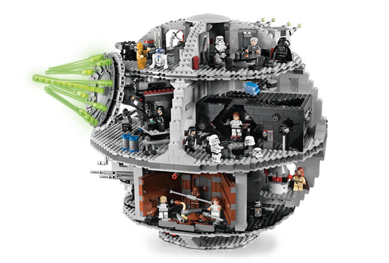 LEGO STAR WARS - 10188 - Death Star II UCS 10188-10