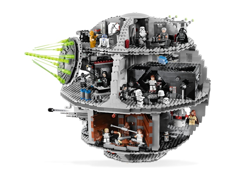 LEGO STAR WARS - 10188 - Death Star II UCS 1018810