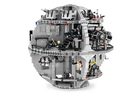 LEGO STAR WARS - 10188 - Death Star II UCS 163310
