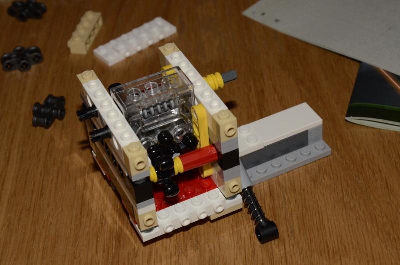 LEGO STAR WARS - 10240 - Red Five X-Wing Starfighter UCS _dsc8711