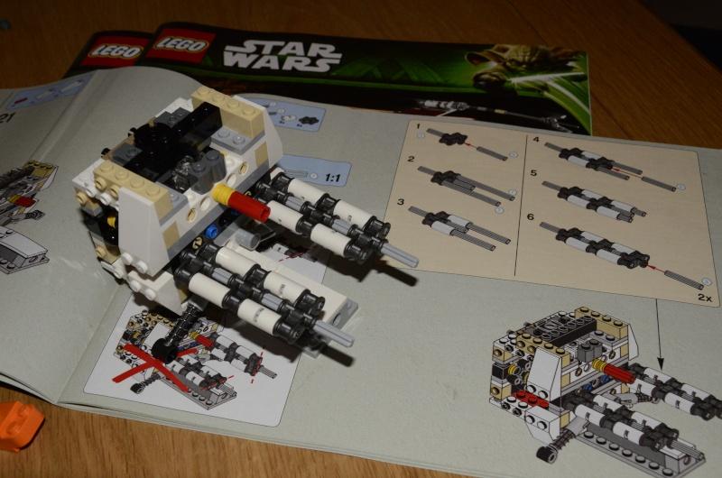 LEGO STAR WARS - 10240 - Red Five X-Wing Starfighter UCS _dsc8712