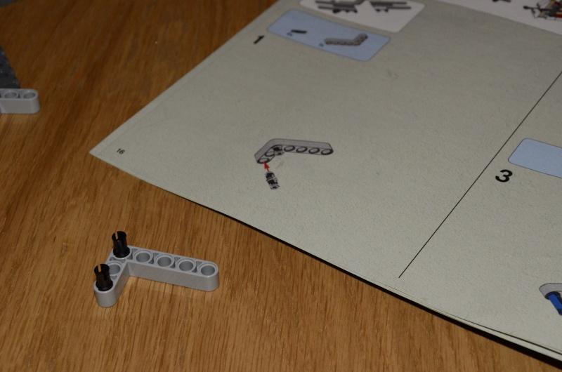 LEGO STAR WARS - 10240 - Red Five X-Wing Starfighter UCS _dsc8713