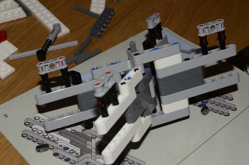 LEGO STAR WARS - 10240 - Red Five X-Wing Starfighter UCS _dsc8715