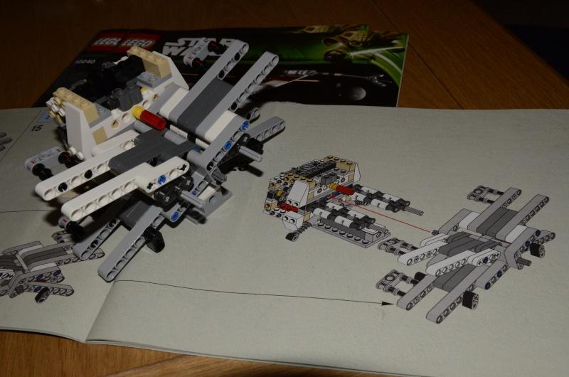 LEGO STAR WARS - 10240 - Red Five X-Wing Starfighter UCS _dsc8716